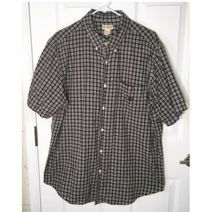 Chaps Button Down Shirt Size XL